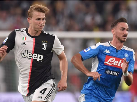 How Napoli was Punished for Failing to show up in their Serie A Match against Juve