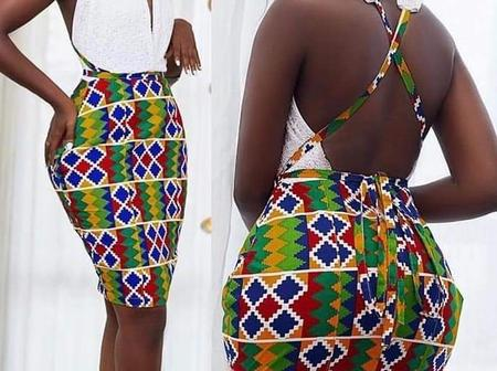 Check Out 20+ Beautiful Ankara Outfits To Rock This Easter (Pictures)