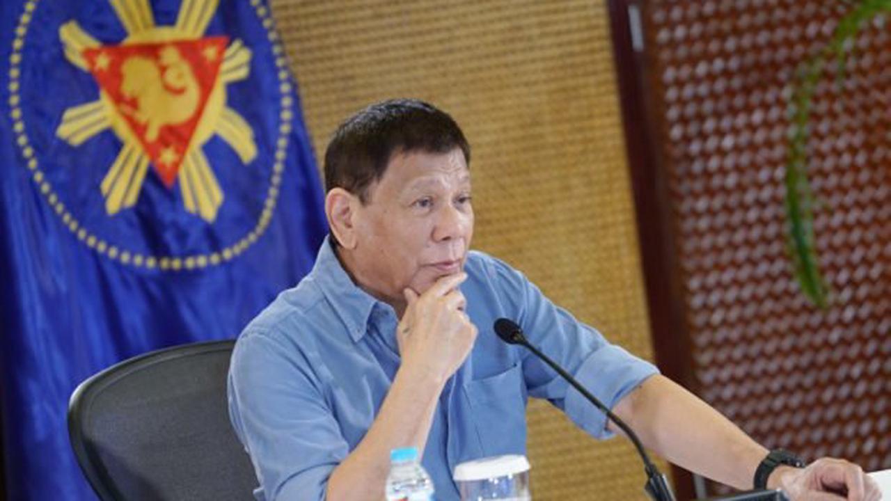 Vaccinate hesitant folk while asleep? Duterte only joking, says spokesman