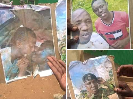 A Police Officer Defiles a Seven Year Old Orphaned Boy