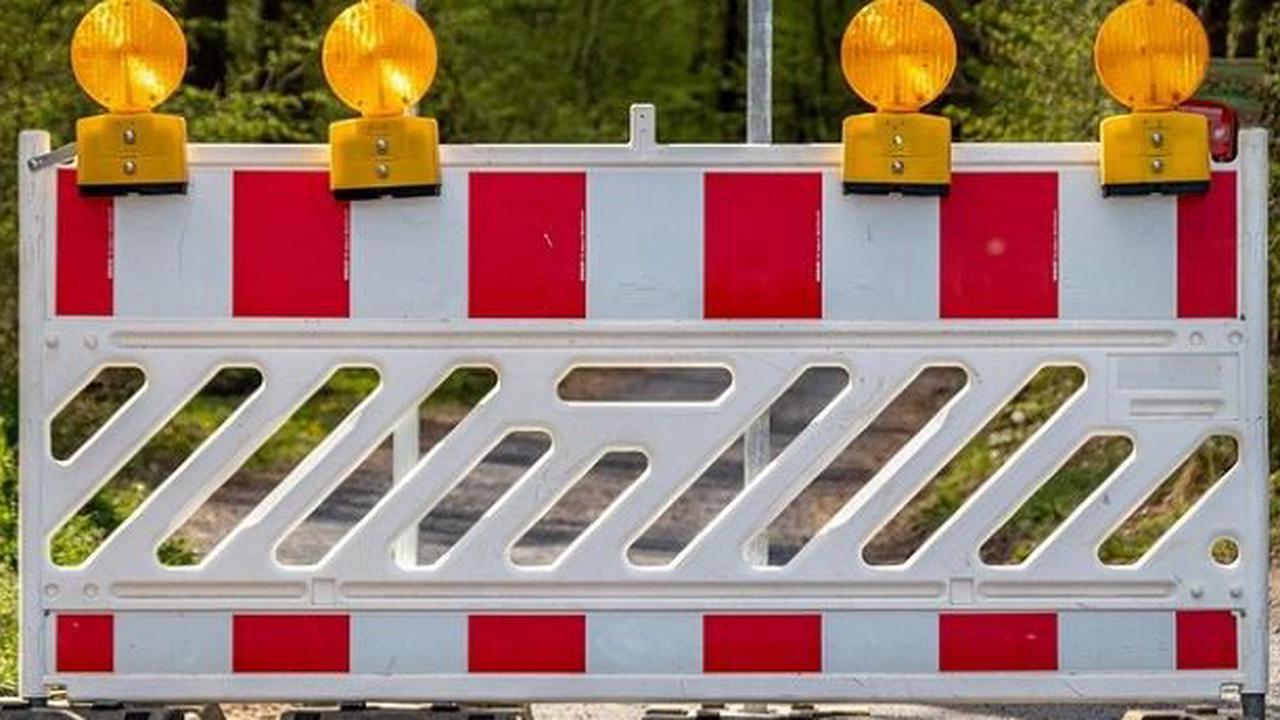 Römerbrücke in Eversburg noch bis Ende Juli gesperrt