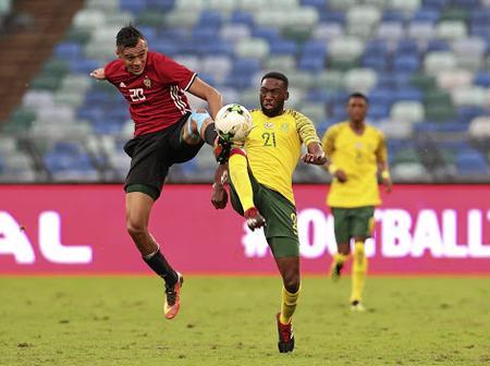 TS Galaxy on the verge of signing troubled Bafana international Mkhwanazi