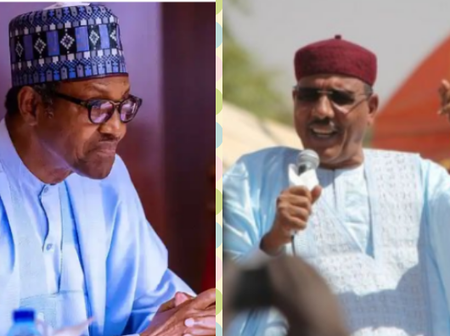 Today's Headlines: Niger Swears in Bazoun As New President, Nigerians in London storm Abuja House