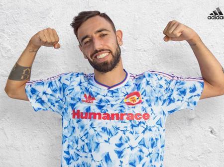 Man United Release New Pre-Match Kit, Cavani To Debut Tomorrow, United Identify Next Transfer Target