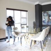 Kwesta and his wife Yolanda Vilakazi left fans gushing over their beautiful home on a recent post.