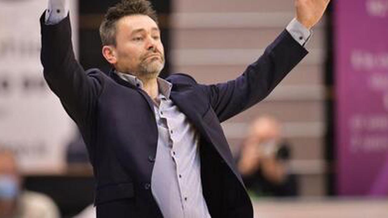 Basket-ball. Cep Lorient : « Je n'aime pas voir mon équipe comme ça » confie Philippe