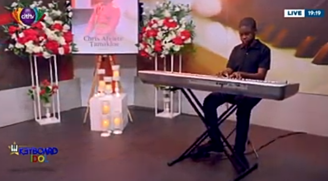 06eedd96ff096247af57050181a49be3?quality=uhq&resize=720 - All Black As CITI TV Keyboard Idol Contestants mourns the late Chris Tamakloe (Photos)
