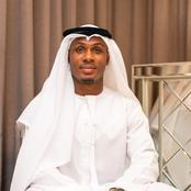 Ighalo's Outfit In New Picture Sparks Reactions As Christians And Muslims React