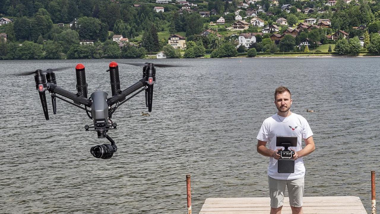 Drone-ambition, pour une réinvention de la communication digitale