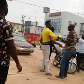 VIDEO: Nigerian Police harassing and forcing siblings to enter their car sparked reactions online