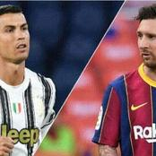 Please stop calling Ronaldo the GOAT, see what was revealed of Messi after he won yesterday's match.