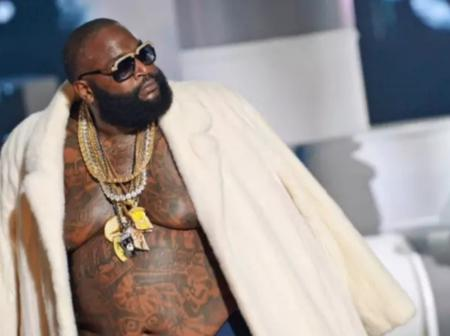 Rick Ross is appeared on the list of drug deals in the world, see the rest