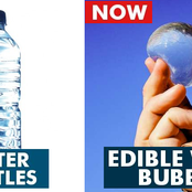 Forget Plastic Water Bottles, Check Out Edible Water Bubbles Developed By Scientists To Replace them