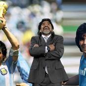 عاجل.. وفاة أسطورة كرة القدم الأرجنتيني دييجو مارادونا
