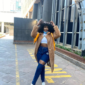 Tacha shares some stunning photos as she says bye bye to Nigeria