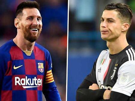 Tevez On Messi & Ronaldo Debate: Tevez Said He Will Prefer To Play Alongside Messi Over Ronaldo