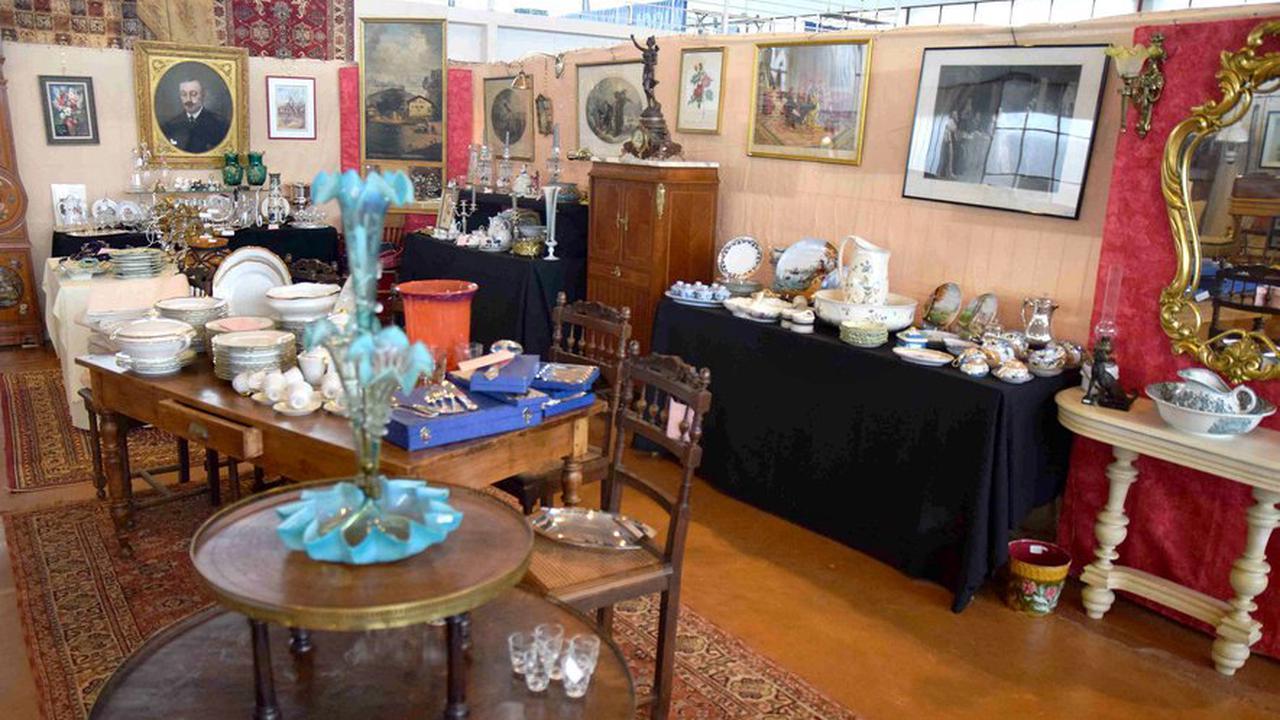 Seissan. La commune ouvre ses portes au 8e Salon des antiquaires