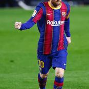 Messi scored a brace at La liga