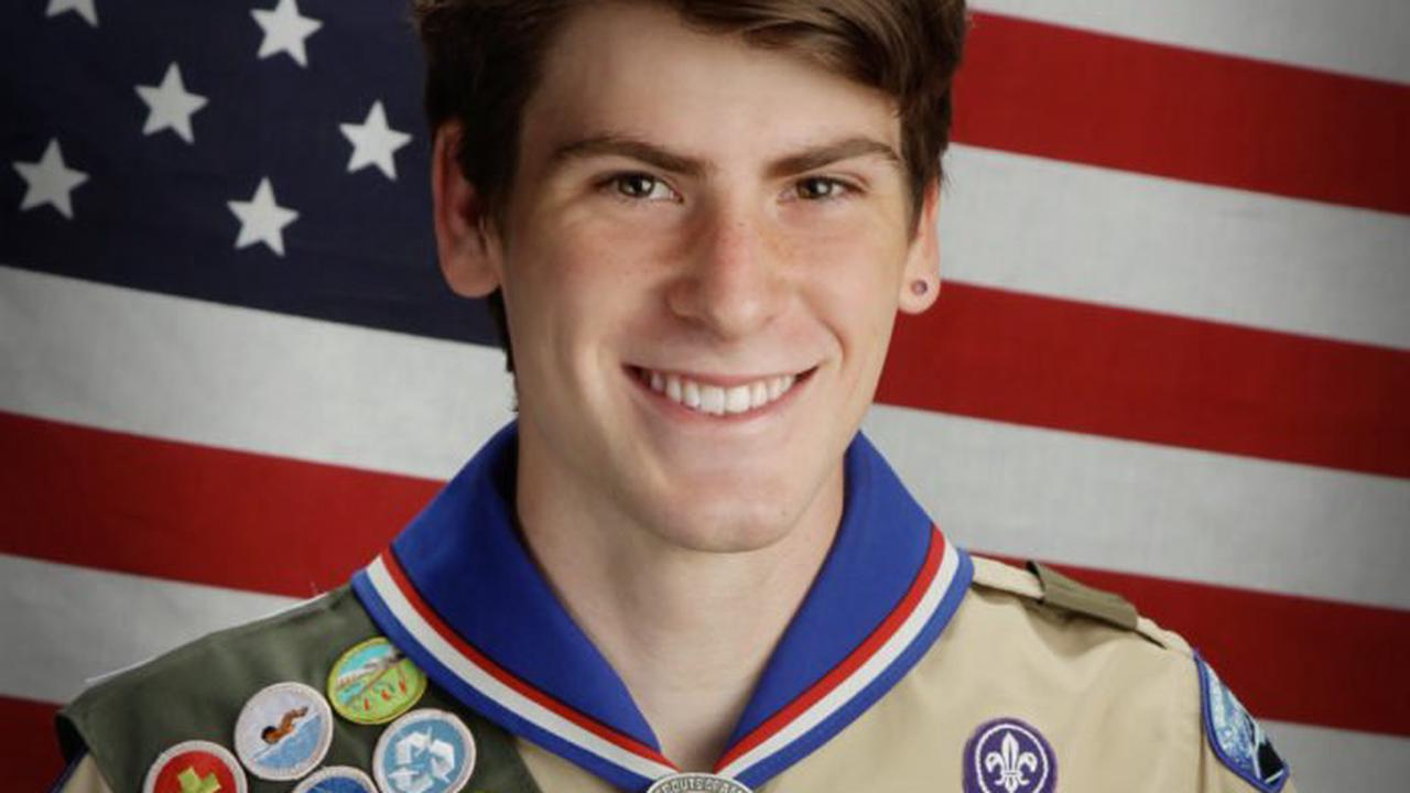 South Pasadenan, Jake Carless, Earns Eagle Scout Award