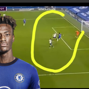 Why is Nobody Talking About it? See The 3 Chances Missed By Tammy Abraham That Cost Chelsea The Game
