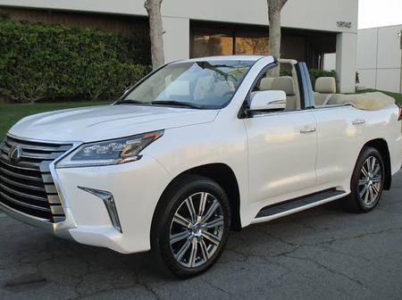 See Lexus at Its Pinnacle