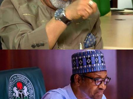 Ngige Blows Hot As He Says Nigerians Can't Stop Buhari From Seeing His Doctor.