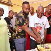 How Mombasa Governor Hassan Joho's Birthday Party Went Down
