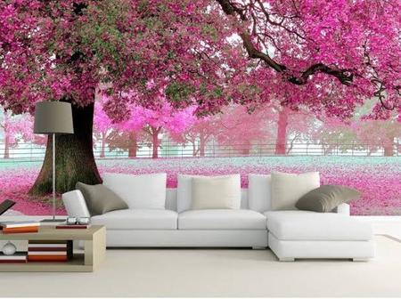 Apart From Wall Painting, See Another Beautiful Way To Design Your Homes