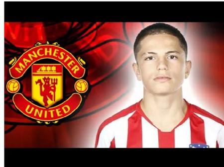 Ahead of FA Cup clash, Man Utd complete the signing of Spanish Striker from Atletico Madrid.