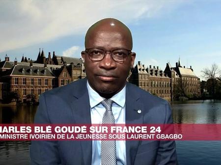 Blé Goudé sur France 24 :