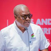 Trending- The office of John Mahama reacts to current allegations and causes massive stir