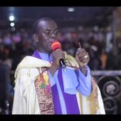 Mbaka Supports The Use Of Igbo Names During Baptism