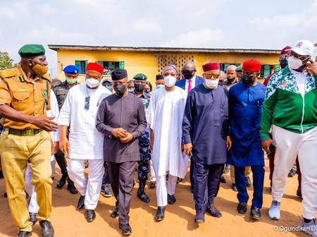 Vice President Of Nigeria Blames Imo Prison Attack On Global Insecurity