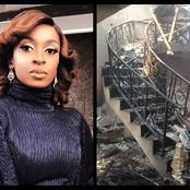 Tragedy: 6 Nigerian Celebrities Whose Houses Have Been Gutted By Fire