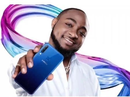 Fan Slams Davido For Shading Other Mobile Phones