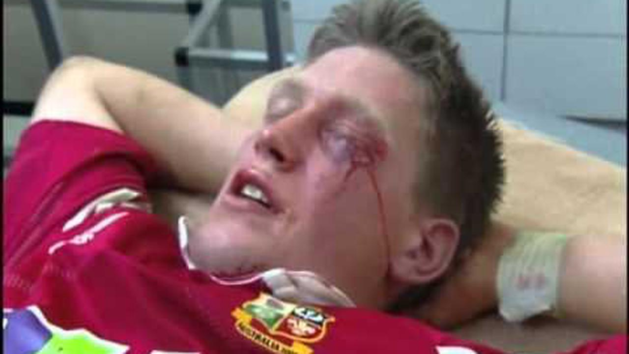 Ronan O'Gara 'rips up' Lions backline and makes five changes