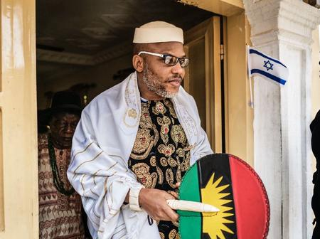This same thing happened in Oyigbo, Rivers State- Kanu slams US and the rest