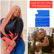 Check Out The Message DJ Cuppy Sent To Burna Boy's Sister, Nissi Who Is Also An Afrobeats Musician