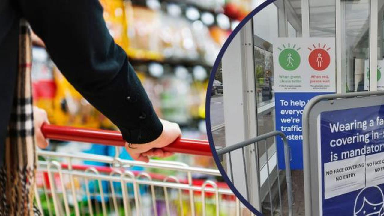 No queues or panic buying at Newport supermarkets despite new covid restrictions