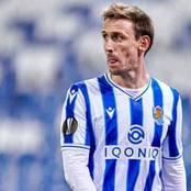 Real Sociedad Star Speaks On His Time At Arsenal