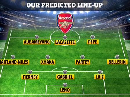 EPL: How Arsenal Could Line Up With Their Latest Signing, Thomas Partey