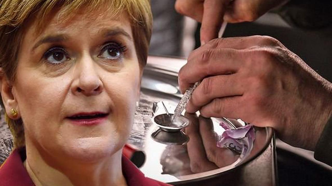 Funding needed now to combat Scotland's shameful drug death figures