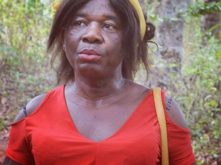See Funny Photo Of Chiwetalu Agu And Other Comic Actors