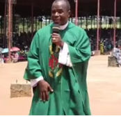 #EndSARS: Father Mbaka Finally Speaks