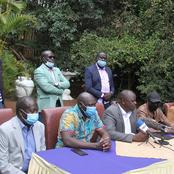 Fight For BBI Top Job Intensify as More Rift Valley Leaders Drum Support For the Bill