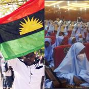 Today's Headlines:Biafra Group Unveils Plans Against North, Abducted School Girls Gain their Freedom