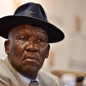 Bheki Cele throws a strong punch at those who attack police, See this?