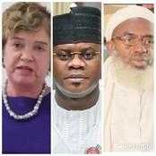 Today's Headlines: UK Approves Work Permit For Nigerians, Yahaya Bello Speaks On 2023 Presidency