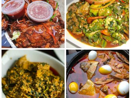 Mothers, Checkout 35 Nigerian Meals You Can Prepare For Your Family