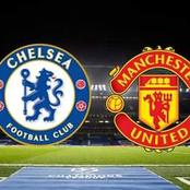 Who are you picking to win on Sunday between Chelsea and Manchester United?